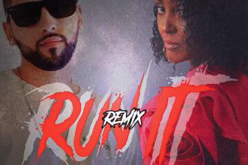 New Single   Man Of FAITH - Run It Remix