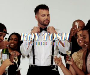 Roy Tosh & Phil J. Raise A Glass in Celebration in TGWMI