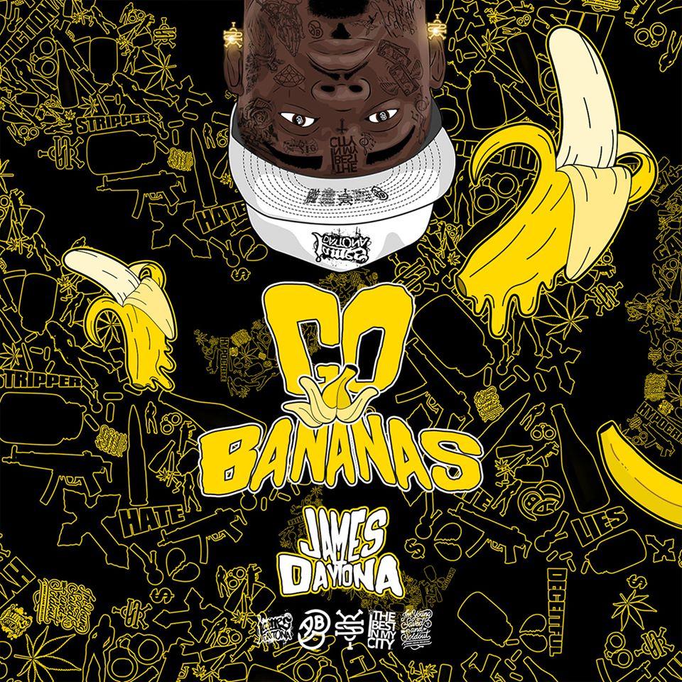 James Daytona is Going Bananas