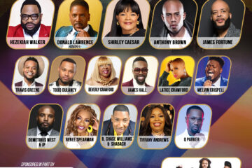 Renee Spearman added to Gospel Superfest! 20th Anniversary TV special