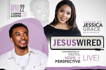 New JesusWired Show Kicks Off Today with Jonathan McReynolds & Jamie Grace - JesusWired Live - Jonathan McReynolds
