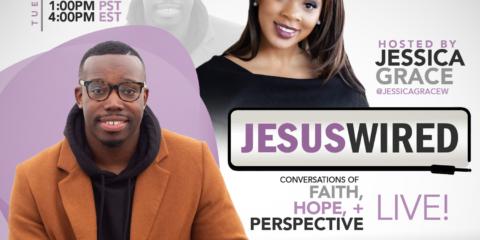 JesusWired Live: Jabari Johnson