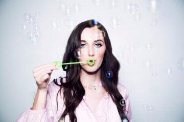 Between You & Me: Meet Pop unicorn Hannah Schaefer