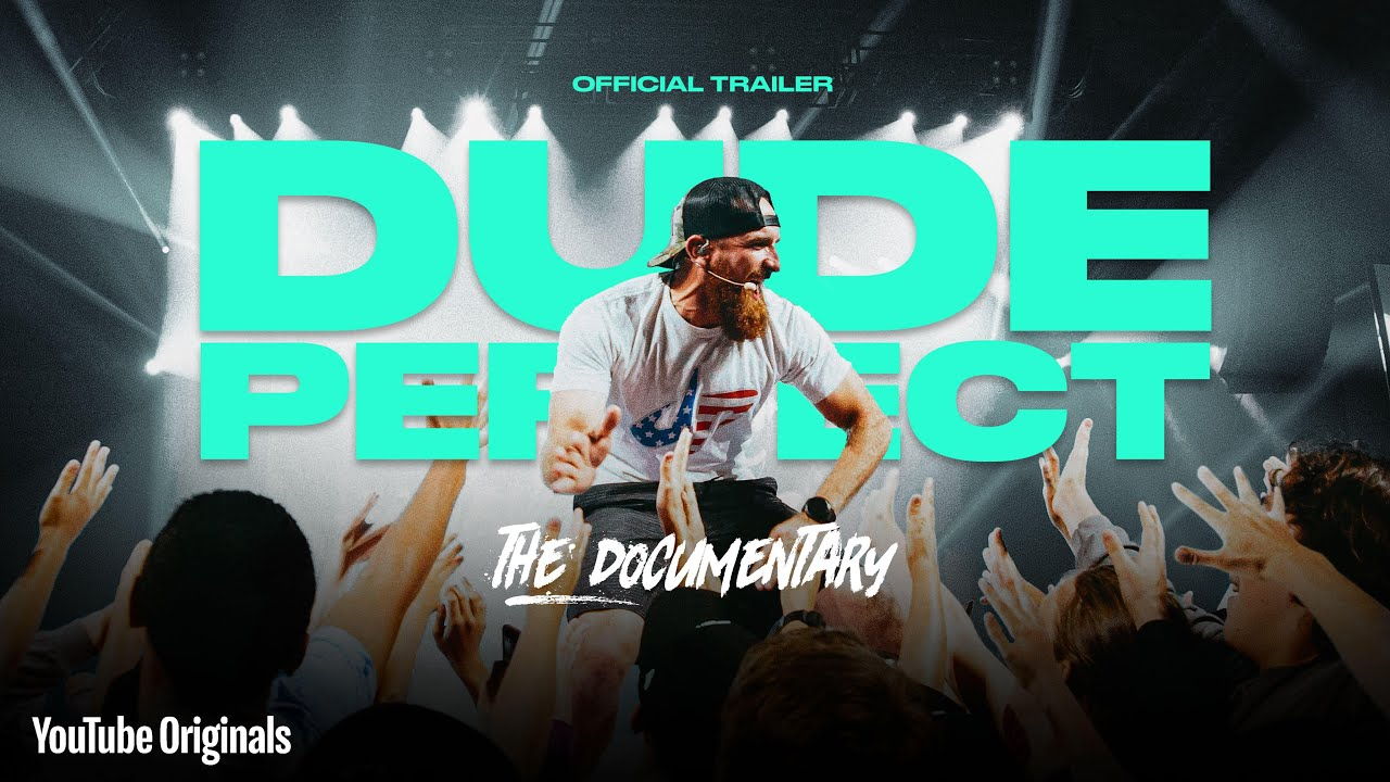 Dude Perfect Announce Documentary