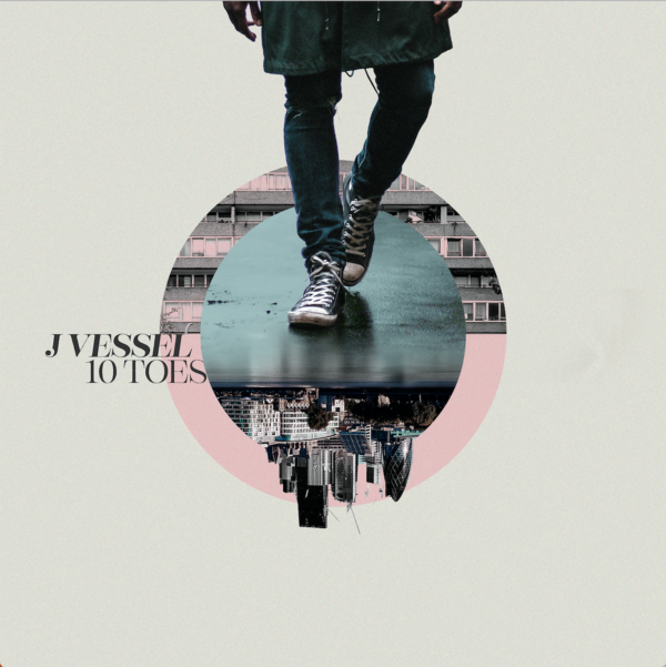 J Vessel Releases Brand New Single 10 TOES