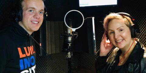 A Chat with Luke Wareham & Rachel Mason