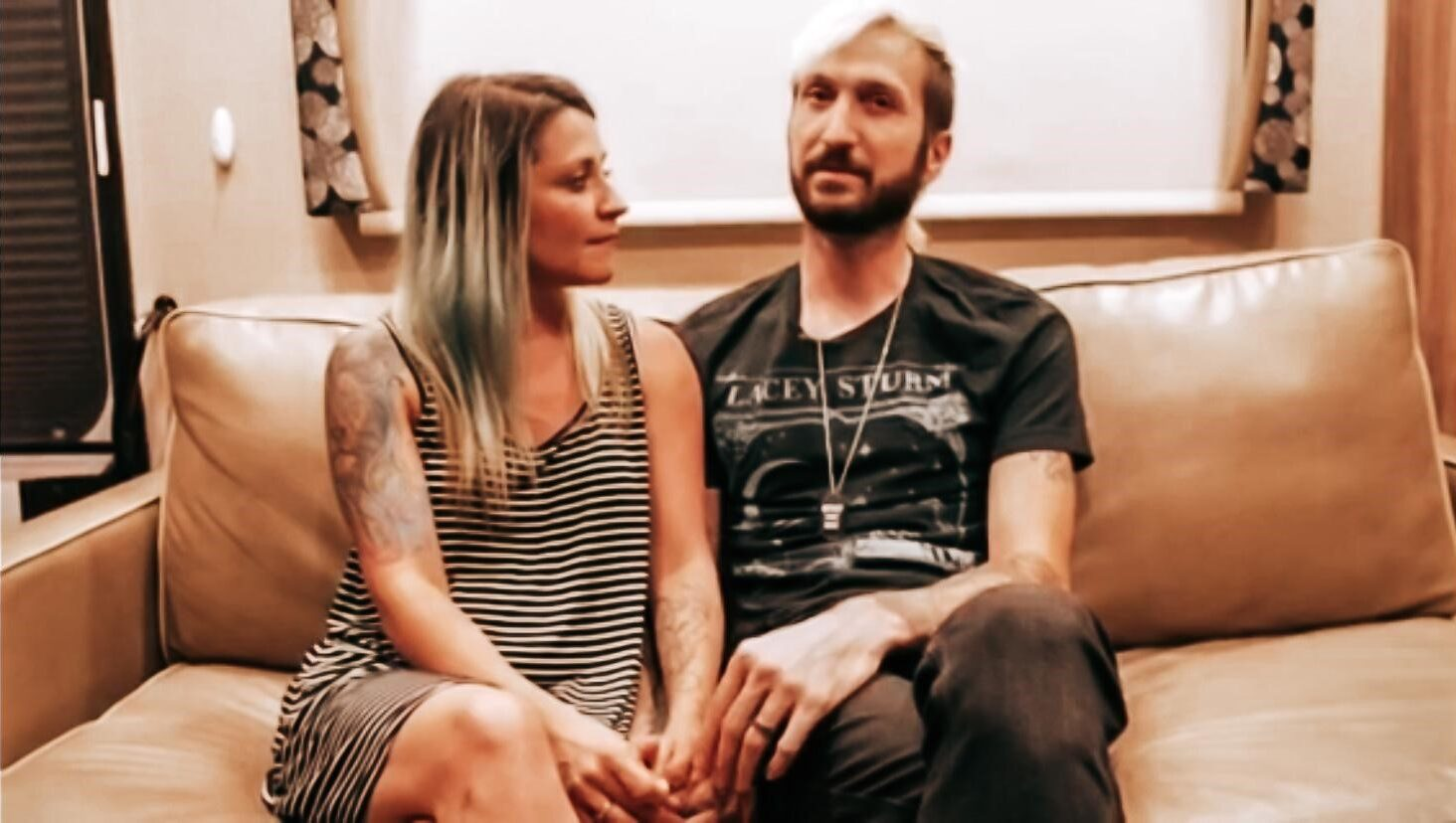 Lacey & Josh Sturm open up about their Mental Health in new video