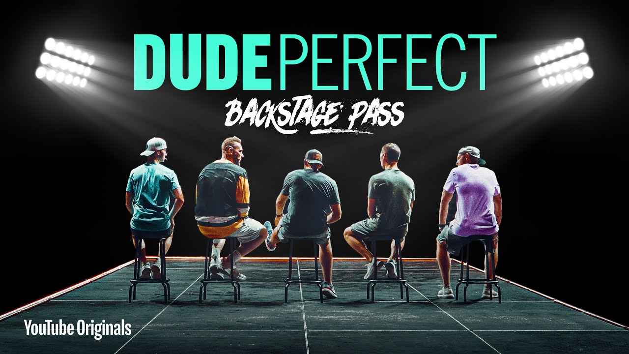 Dude Perfect Release Backstage Documentary