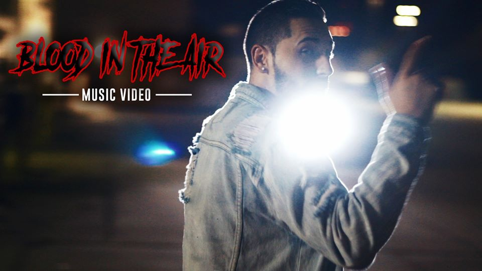 Video: Man Of Faith - Blood In The Air