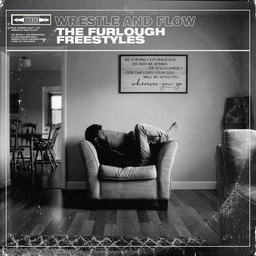 Josiah Williams' The Furlough Freestyles EP Out Now
