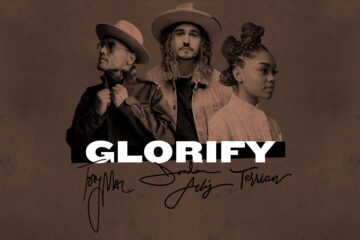 "Jordan Feliz Joined By TobyMac, Terrian For ""Glorify"" Remix Out Now"