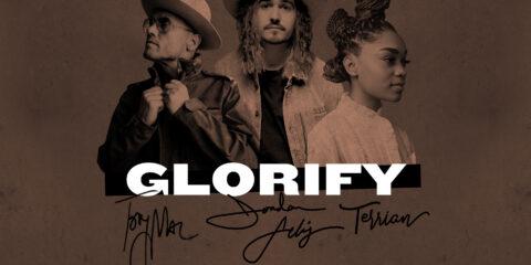 "Jordan Feliz Joined By TobyMac, Terrian For ""Glorify"" Remix Out Now"