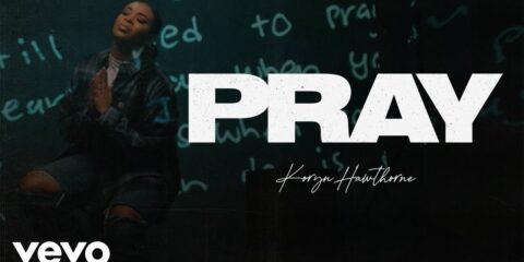 Koryn Hawthorne's New Pray Single Out Now