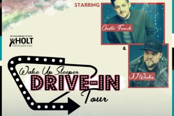 "Austin French, JJ Weeks Launch ""Wake Up Sleeper Drive-In Tour"" Aug. 23"