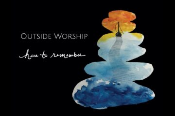 Outside Worship Offer Up Freedom To Worship On Here To Remember