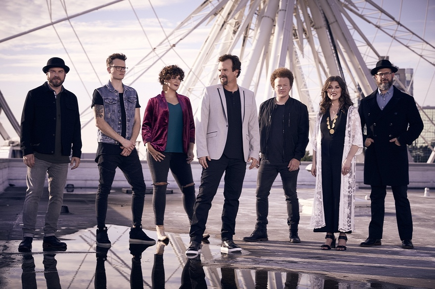 """Casting Crowns Releases Live Version of """"Nobody"""" Featuring Elevation Worship"""