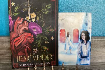book review for Heartmender