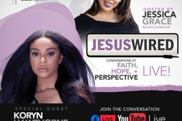 JesusWired Live Returns Today with Koryn Hawthorne
