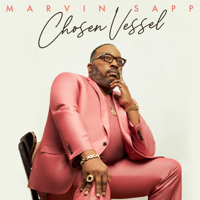 Marvin Sapp, Chosen Vessel album pre-order, with new song Undefeated-available now