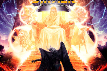 Iconic Rock Band Stryper Releases New Studio Album, Even The Devil Believes