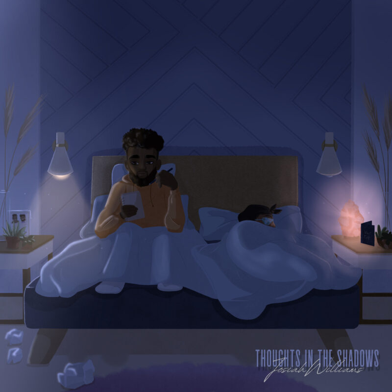"Josiah Williams Announces Release Date, Tracklist and Preorder for ""Thoughts in the Shadows"""