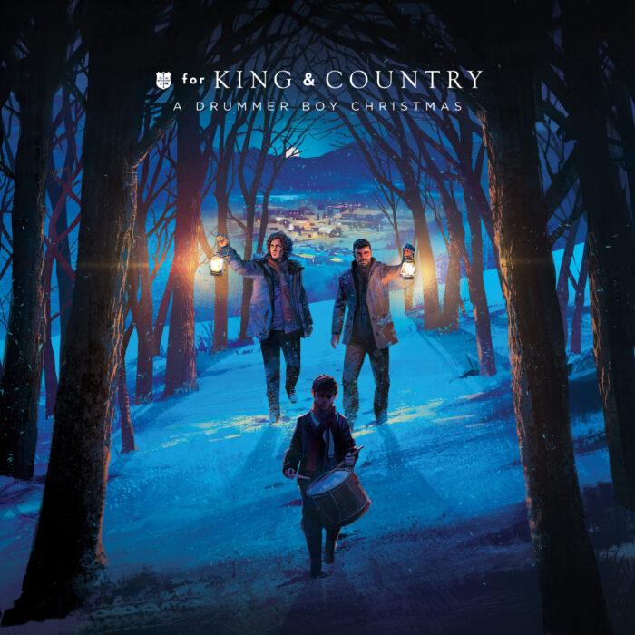 4x GRAMMY WINNER for KING & COUNTRY ANNOUNCES NEW ALBUM