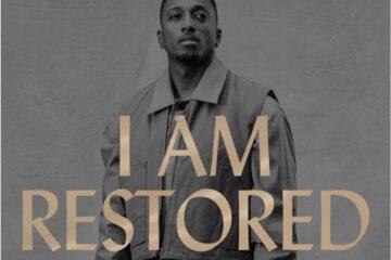 Lecrae Releases I Am Restored Book