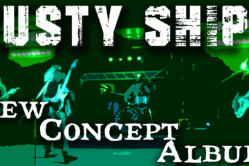 Rusty Shipp Gives Special Rewards for Pre-Ordering New Album