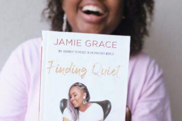 Jamie Grace Releases Finding Quiet Book & Announces Normal EP