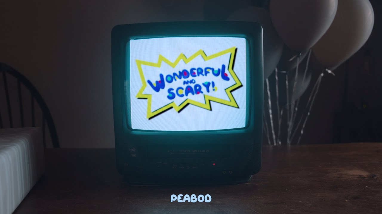 Video: PEABOD - Wonderful and Scary
