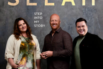 Selah Releases 16th Album STEP INTO MY STORY Today