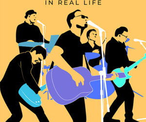 Smalltown Poets Release In Real Life EP
