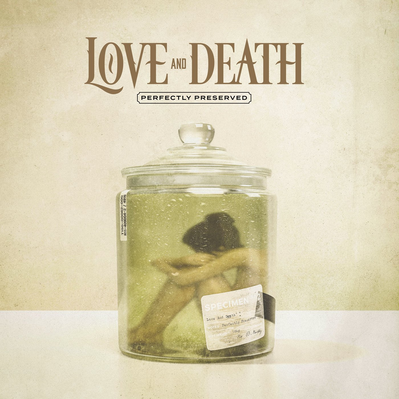 Love and Death Announce New Album Perfectly Preserved - Love and Death Release Highly Anticipated Perfectly Preserved Album