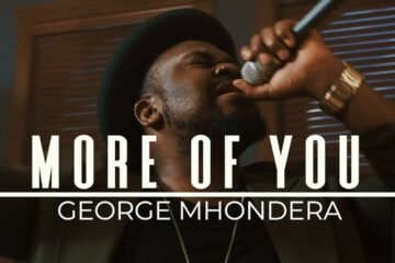 George Mhondera Wants More of You in New Single