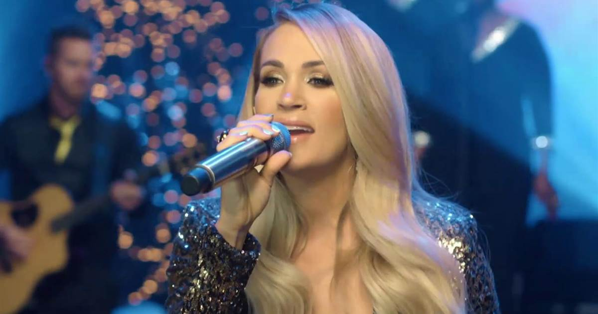 Carrie Underwood Performs Let There Be Peace on The Today Show; Other Carrie Updates
