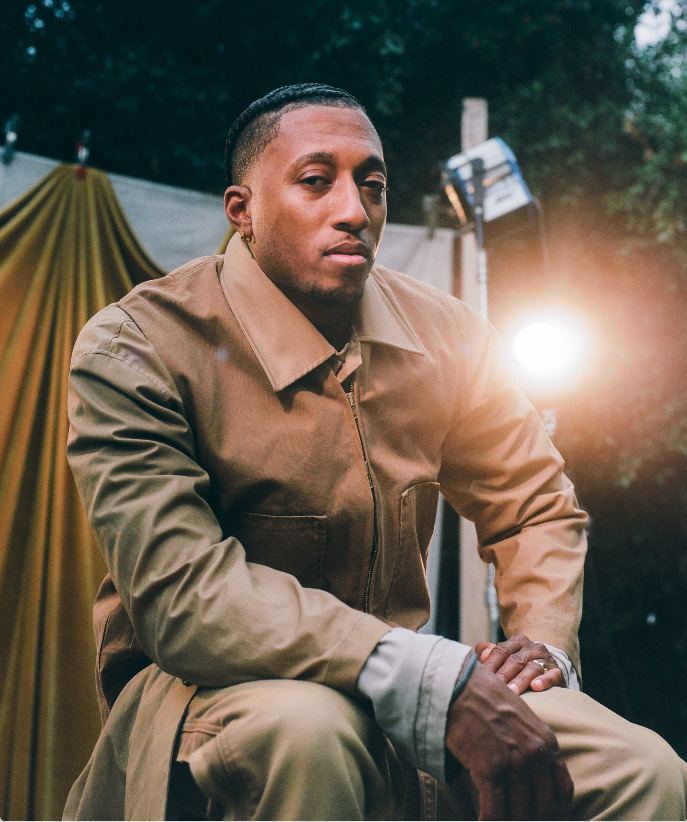 Lecrae Receives Two Grammy Nominations