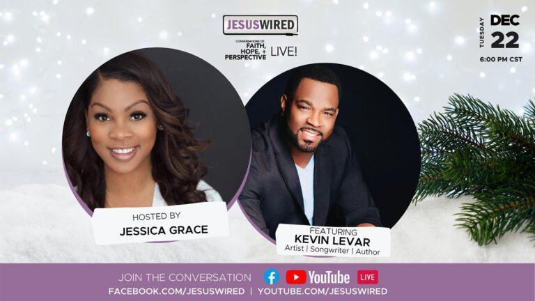 JesusWired Live: Kevin Levar