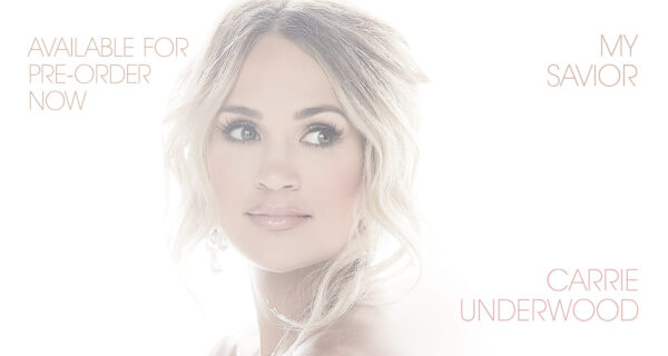 Carrie Underwood Announces My Savior Album