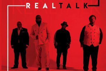 "Quartet Giants Divine Nature Release REAL TALK Album and ""Somebody Touched Me"" Radio Single"