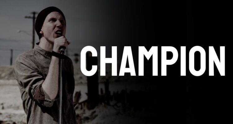 Manafest Releases Champion Motivational Speech