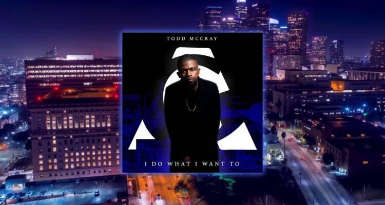 Audio: Todd McCray - Push The Button