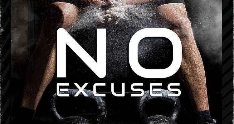 Audio: Manafest - No Excuses (Motivational Single)