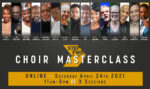 Full line-up announced for the aStepFWD's Choir Masterclass
